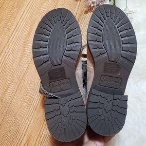Sam Edelman Shoes - SAM EDELMAN darrah 2 faux fur trim hiking boots